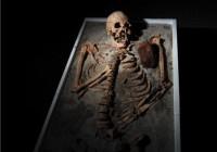 吸血鬼千年早年的吸血鬼 胸口被插刀(图)